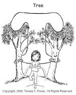 Teresa Anne Power The ABC Of Yoga For Kids Coloring Book